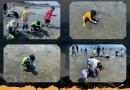 남해문항어촌마을 갯벌체험